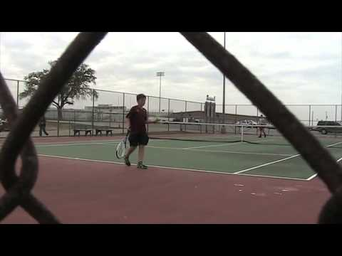 Tennis Duel vs. McNair