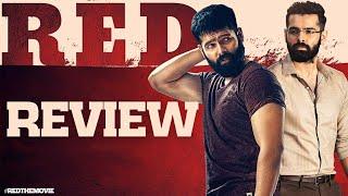 Red Movie Review | Ram Pothineni , Nivetha Pethuraj | Telugu Reviews | THYVIEW