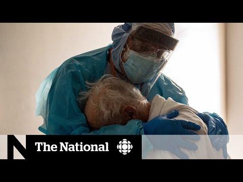 CBC News: The National: COVID-19 cases push many U.S. hospitals toward capacity