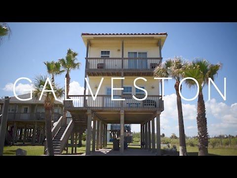 Galveston travel guide