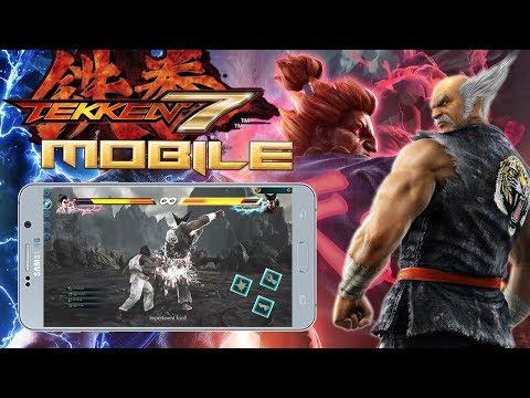 Tekken 7 Mobile Gameplay (Android APK & IOS Download)