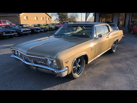 1966 Caprice Classic $18,900 Maple Motors