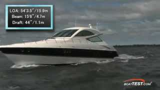 Cruisers Yachts 540 Test