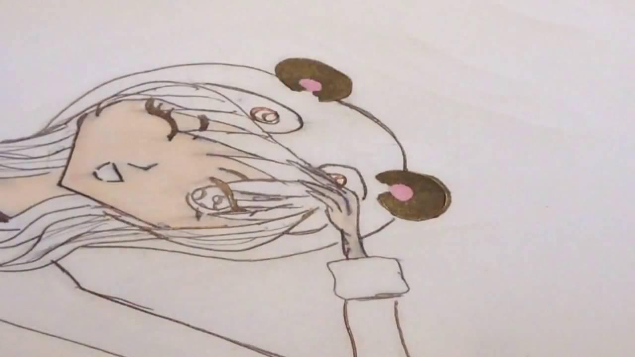 Tutoriel dessin manga d guiser en panda avec lilou youtube - Dessins de panda ...