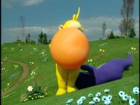 Teletubbies - Rolling Teletubbies
