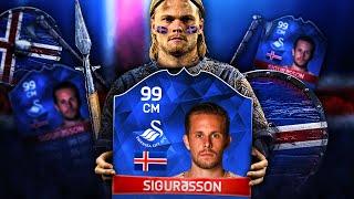 OMFG FULL iMOTM EXTINCT ICELAND EURO 2016 VIKING SQUAD! FIFA 16 ULTIMATE TEAM