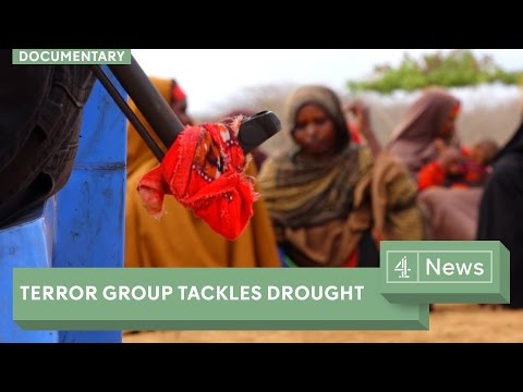 Inside Al Shabaab (2017): Terror group tackles drought