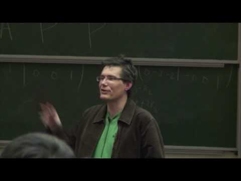 Lecture 3: Data Structures and Algorithms - Richard Buckland