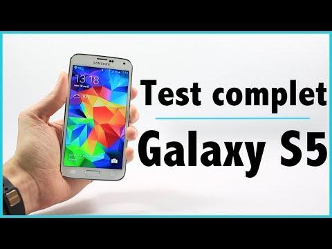 Test complet du Samsung Galaxy S5 (Lecteur d