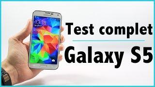 test complet du samsung galaxy s5 lecteur d empreinte rsistance  l eau photos vidos etc