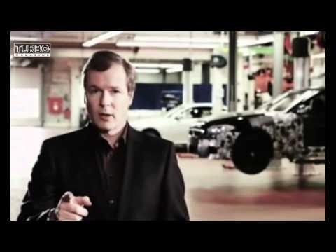 BMW M5 F10 en teaser