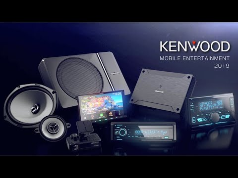2019 KENWOOD Mobile Entertainment