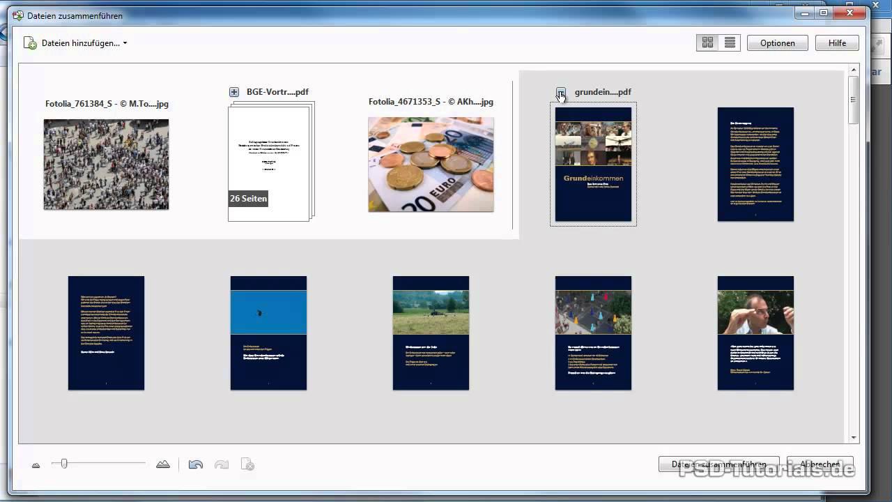 Pdf Dateien Zusammenfugen Mac