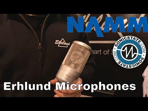 NAMM 2018: Erhlund Microphones