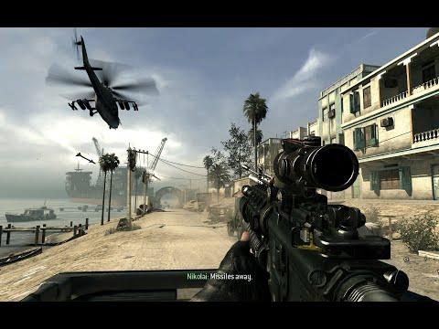 "Call of Duty  Modern Warfare 3  ""RETURN TO SENDER""  "