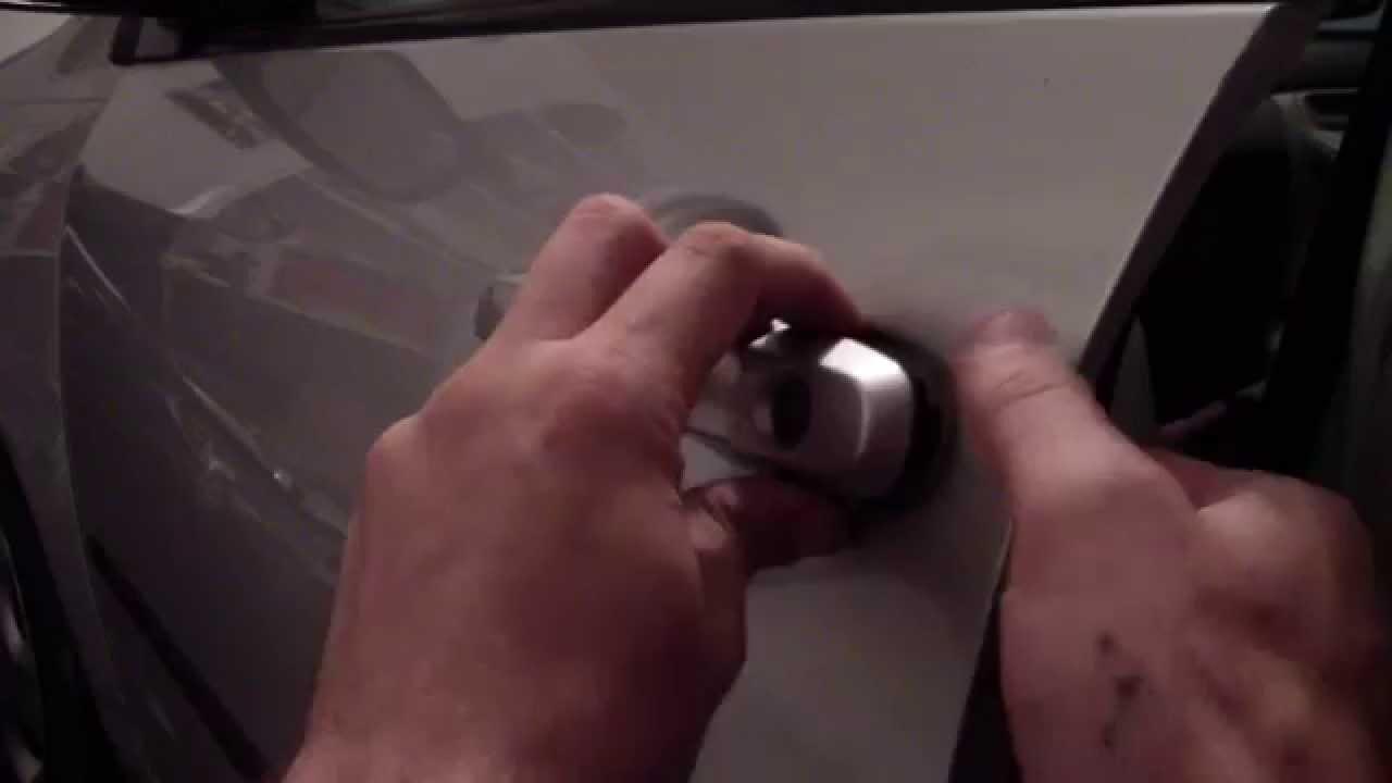 R R Car Door Lock Cylinder Toyota Corolla 2005 Ce 9th Gen Youtube