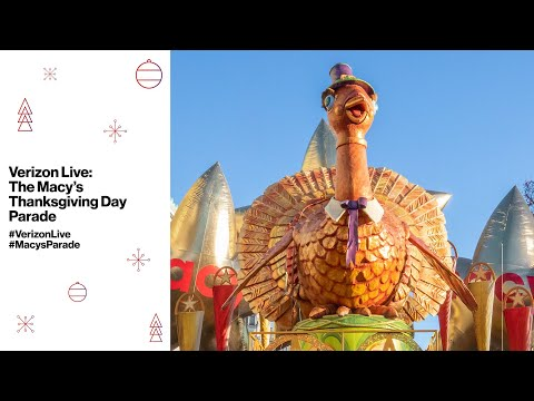 Verizon Live: Macy's Thanksgiving Day Parade 2020