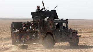 أخبار عربية | القوات العراقية تتقدم في الحي الصناعي شرقي الموصل