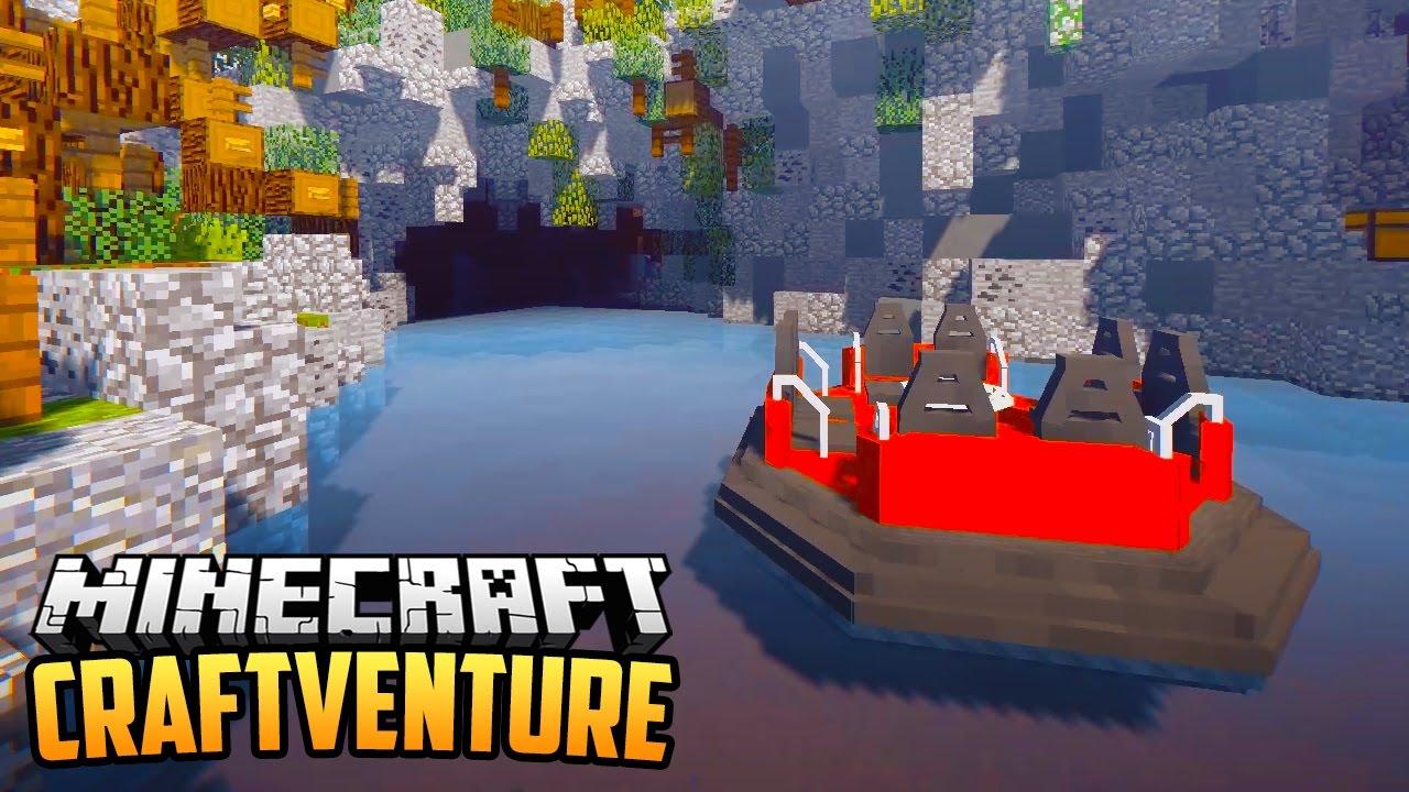 minecraft pretpark craftventure 2 0 deel 5 youtube. Black Bedroom Furniture Sets. Home Design Ideas
