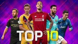 Top 10 Ballon D'or Contenders 2019