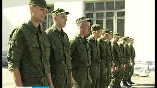 В Карелии удвоилось число желающих служить в армии(, 2014-09-24T12:42:05.000Z)