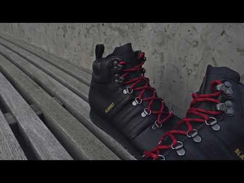 Buty adidas Jake Blauvelt Boot Black - buty męskie 7store
