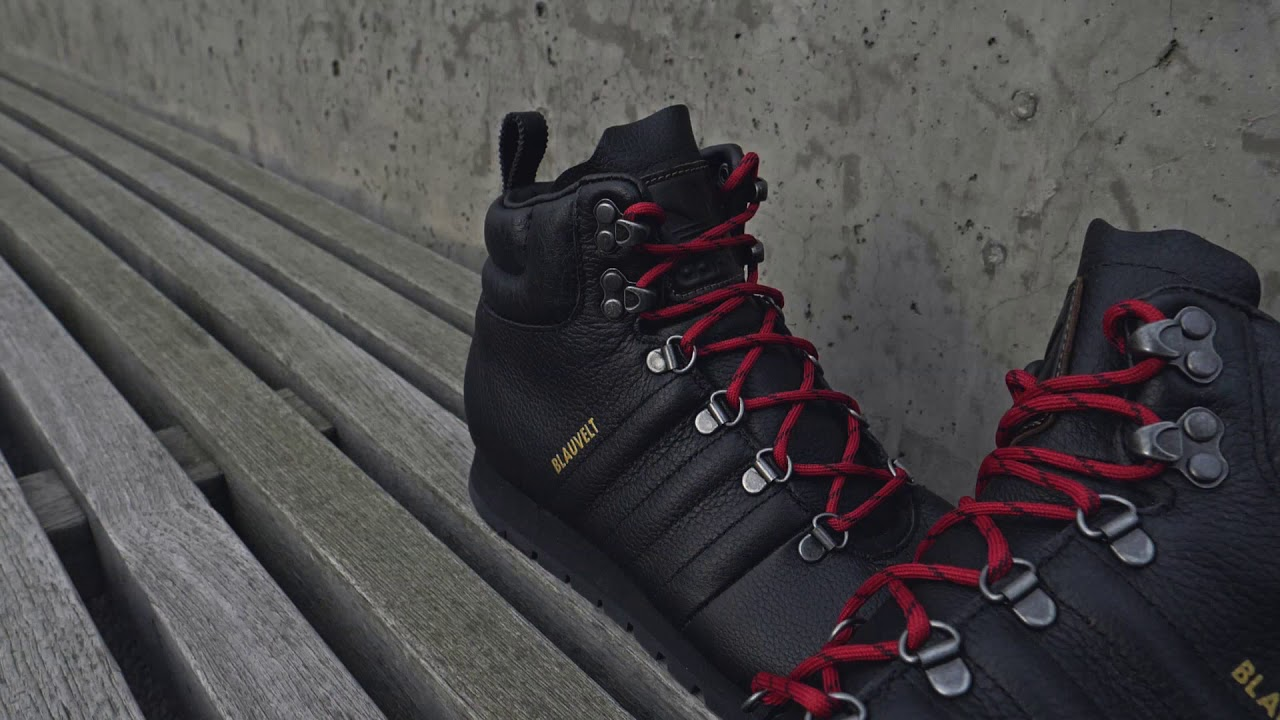 Buty adidas Jake Blauvelt Boot Black - buty męskie 7store - YouTube 590d8201faa