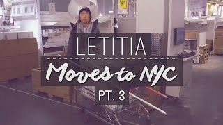 ✂ Move To Nyc Pt. 3 - Furniture Shopping