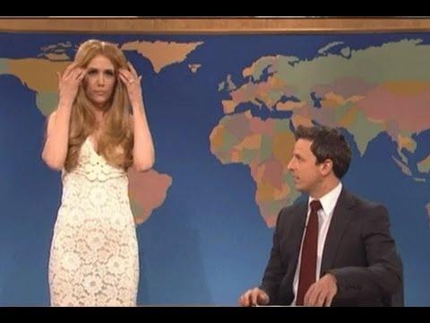 Lana Del Rey SNL Parody Kristen Wiig