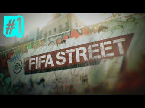 FIFA Street/прохождение карьеры/ # 1