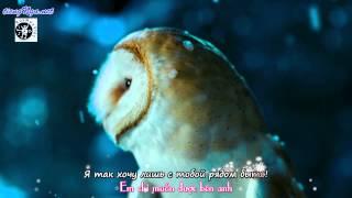 [Vietsub + Kara] Я буду ждать тебя
