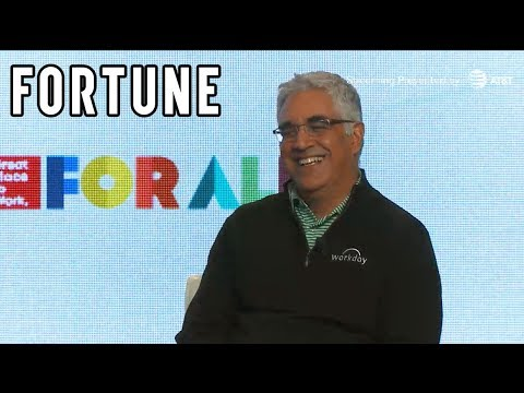 Watch Workday CEO Aneel Bhusri Speak at GPTW Summit I Fortune