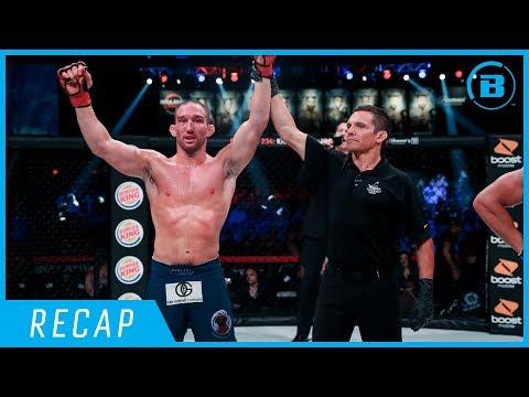 Recap | Bellator 233