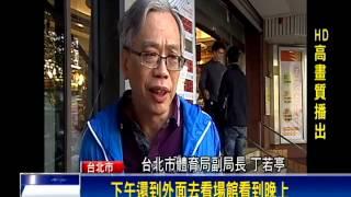 柯P證實 體育局長楊忠和請辭-民視新聞