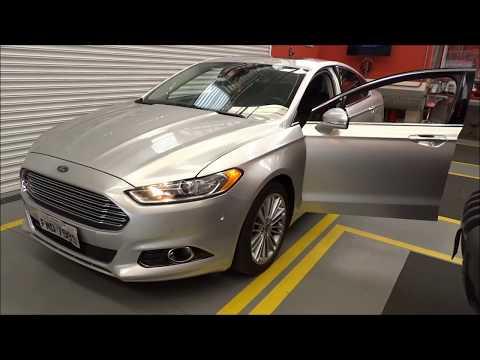 Oficina Mecânica (FCA) Ford Fusion 2.0 16V AWD GTDi Titanium (Aut)