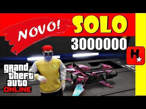 GTA 5 SOLO MONEY GLITCH/DUPLICAR CARROS DLC CASINO/MAKE MILLIONS WORKING/GTA V MONEY GLITCH SOLO