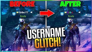 HOW TO GET ANY NAME YOU WANT IN FORTNITE! - NEW Fortnite Battle Royale Username Glitch