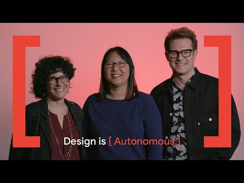 Design is [Autonomous] – In conversation with Ryan Powell, Melissa Cefkin, and Wendy Ju