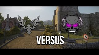 World of Tanks | FAME vs OMNI | Stronghold [Attack]