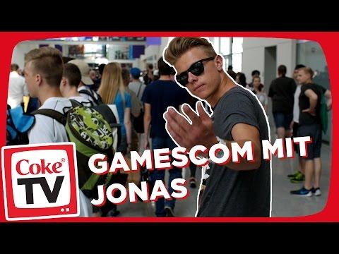 Mit Jonas auf der Gamescom | #CokeTVMoment