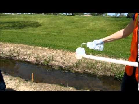 Water Sampling SOP