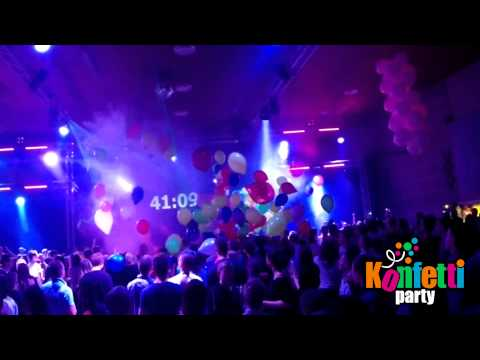 15.02.2014 | KONFETTIPARTY DRESDEN (Eventwerk) | Official Trailer from YouTube · Duration:  1 minutes 13 seconds