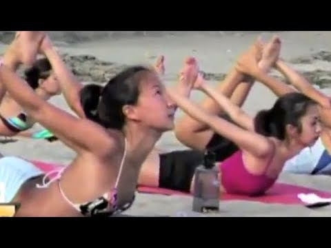 Know more about surf, yoga, samba in Boracay