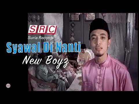 New Boyz - Syawal Di Nanti (Official Music Video - HD)