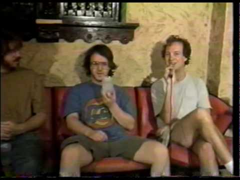 Phish television interview 6/19/94 - Part I