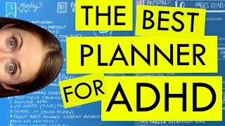Video Why the Bullet Journal is the Best Planner for ADHD Brains download MP3, 3GP, MP4, WEBM, AVI, FLV Juli 2018