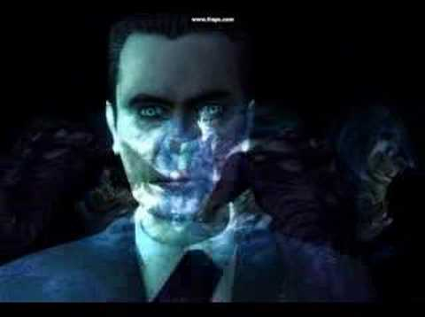 Half-Life: Episode 1 Gman Scene