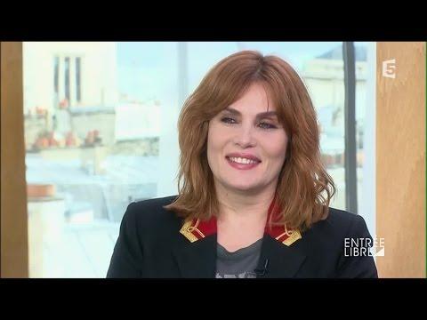Interview et portrait d'Emmanuelle Seigner