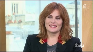 Interview et portrait d'Emmanuelle Seigner