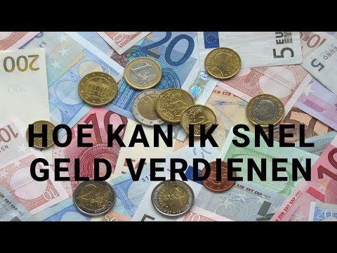 Hoe Kan Ik Snel Geld Verdienen – Snel En Makkelijk Online Geld Verdienen!